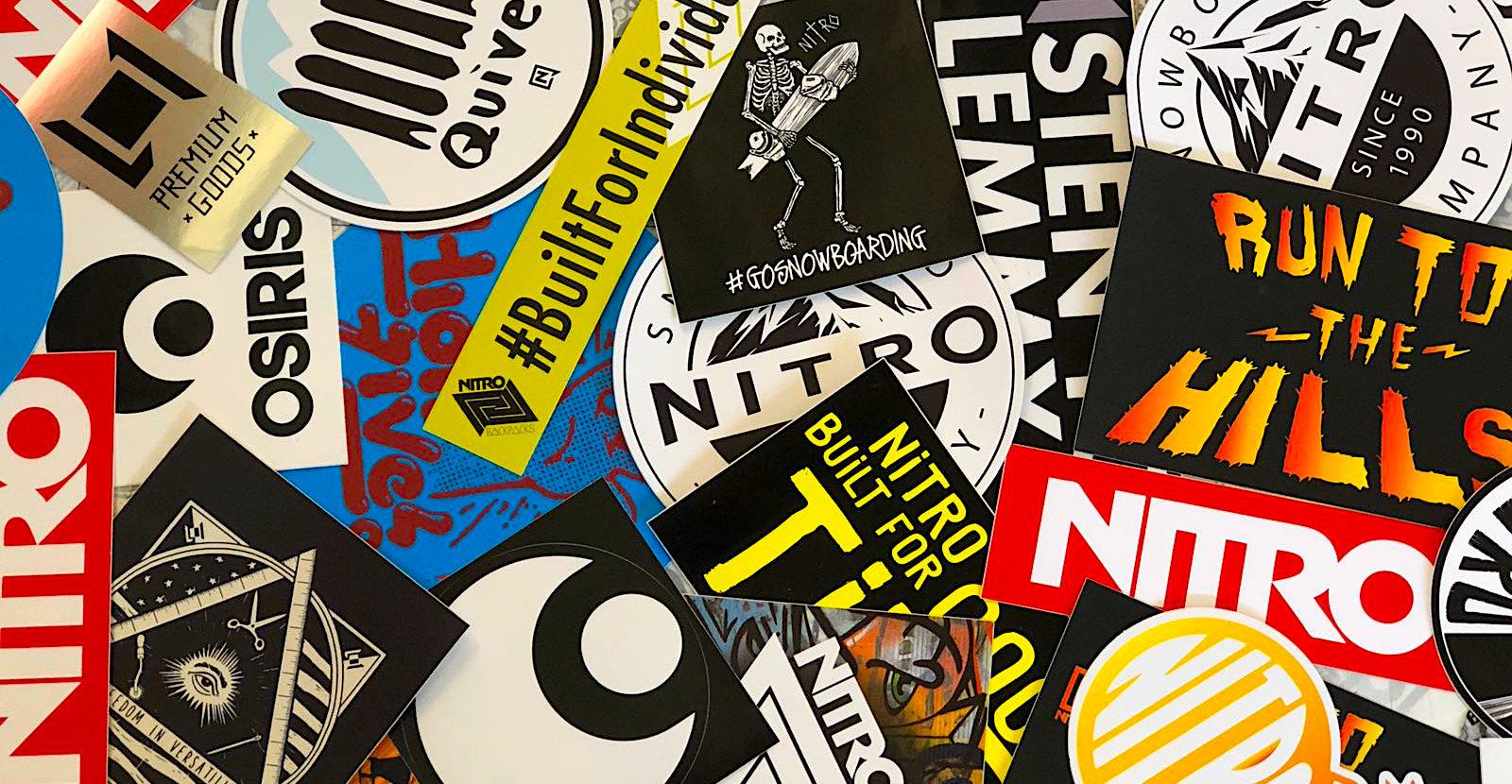 Cataloghi/stickers