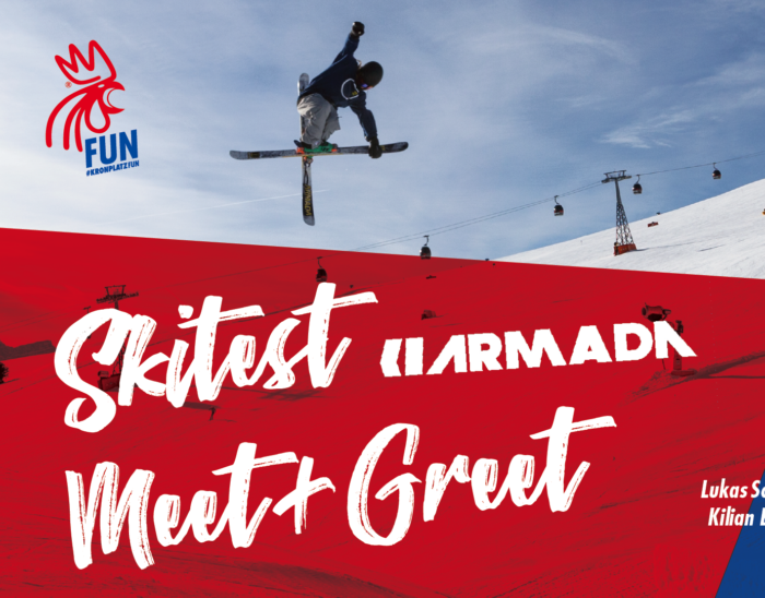 ARMADA TEST & MEET + GREET