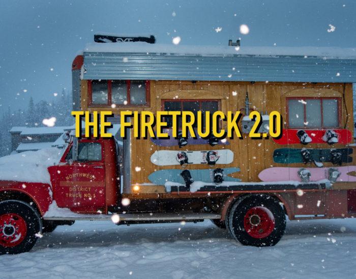 THE FIRETRUCK 2.0