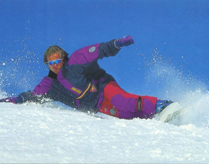 Per guardare al futuro dello snowboard, bisogna prima capirne il passato.