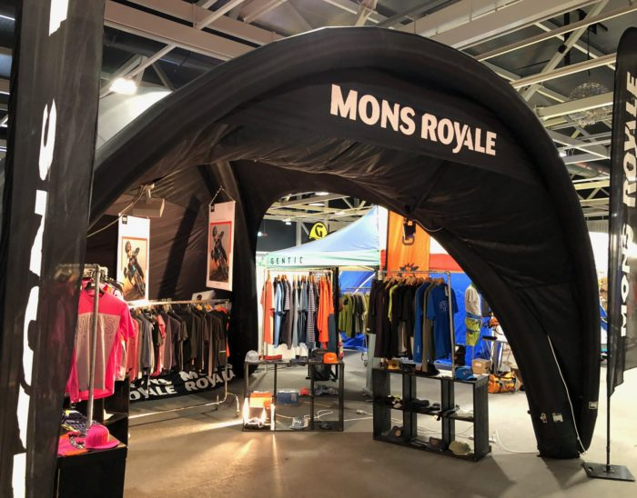 MONS ROYALE AGLI OUTDOORS  BUSINESS DAYS
