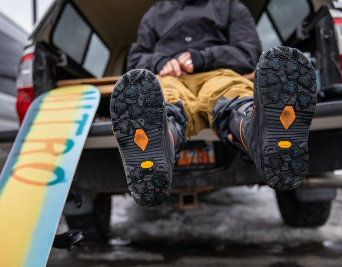 NITRO SNOWBOARDS e VIBRAM: un solido passo avanti!